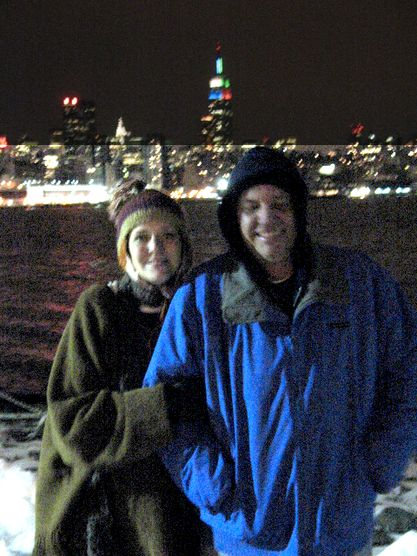 Ann and Pat and Manhattan