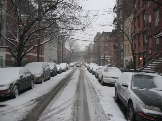 Park Avenue, Hoboken