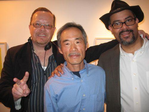 Me, Hiro Takeshita, & Bill