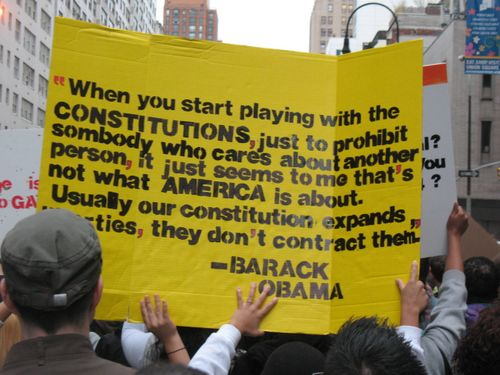 ..our constitution expands liberties, they don't contract them.