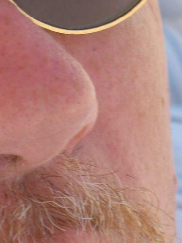Crazy close up