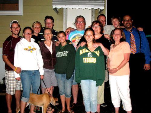 The O'Toole Family 2009