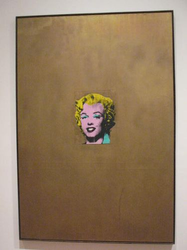Andy's Gold Marilyn