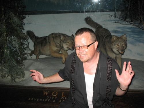 Me and my wolf brethren