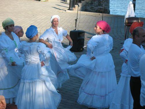 The Planet Bernadette Dancers