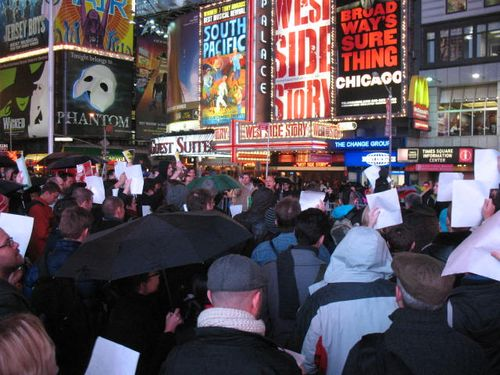 12.2.09 Times Sq Protest 003