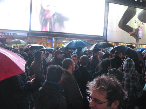 12.2.09 Times Sq Protest 006
