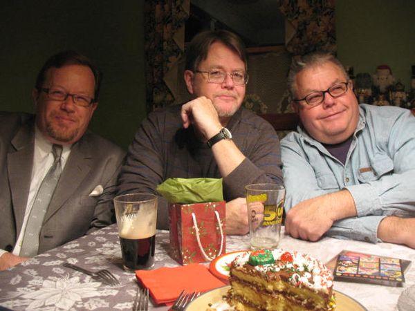 Me, Frank & Brian