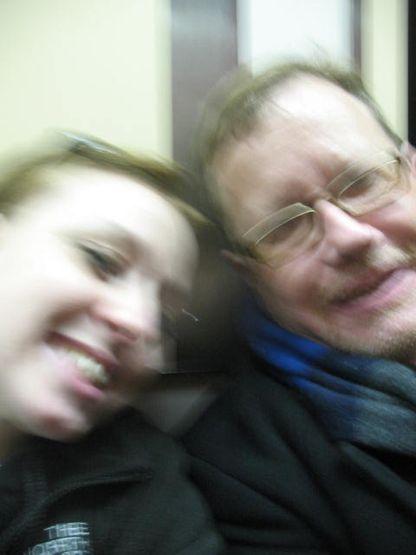 Corinne & me