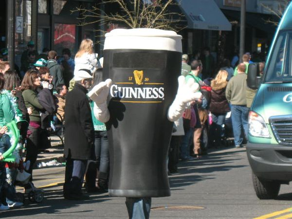 My Guinness guy