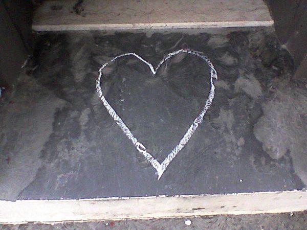 Heart stoop