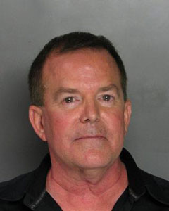 Anti Gay Roy Ashburn, busted for DUI after leaving a gay bar where he had been drinking all night