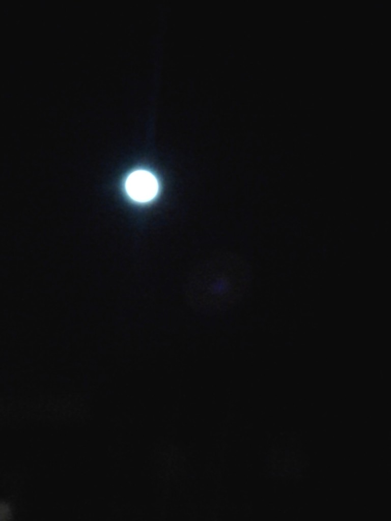 That moon