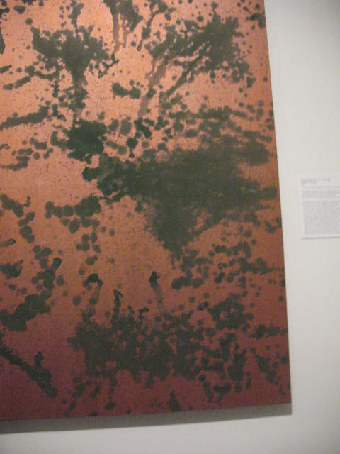 Oxidation painting!